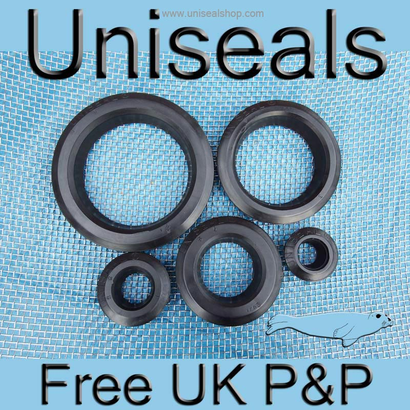 Uniseal Five Seals logo