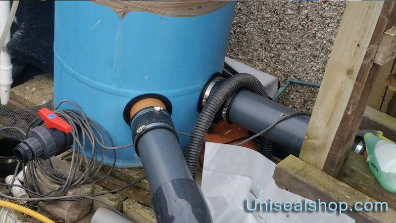 Four inch Uniseal