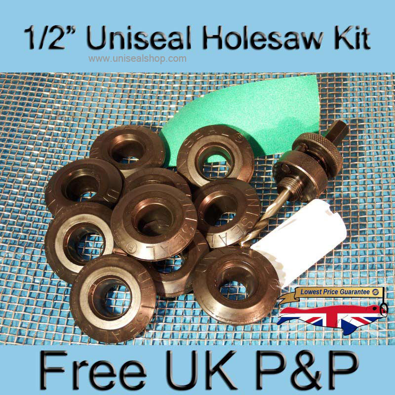 10xUniseal-Holesaw-Kit-One-Half-inch.jpg Photo