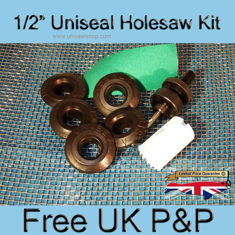 Magnify 1/2 inch Uniseal photo 5xUniseal-Holesaw-Kit-One-Half.jpg
