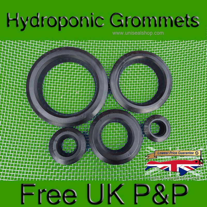 Magnify Hydroponic Grommets photo