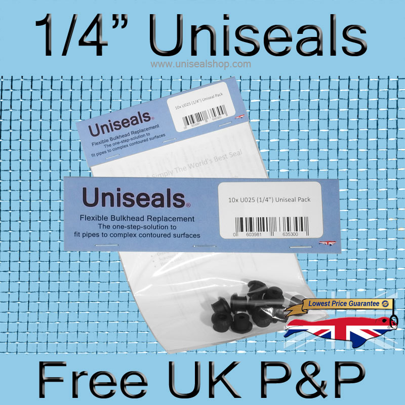 Magnify 1/4 inch Uniseal photo U025-UK-Uniseal-10-PackTop.jpg