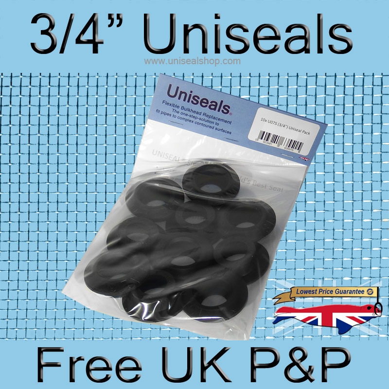 Magnify 3/4 inch Uniseal photo U075-UK-Uniseal-10-Pack.jpg