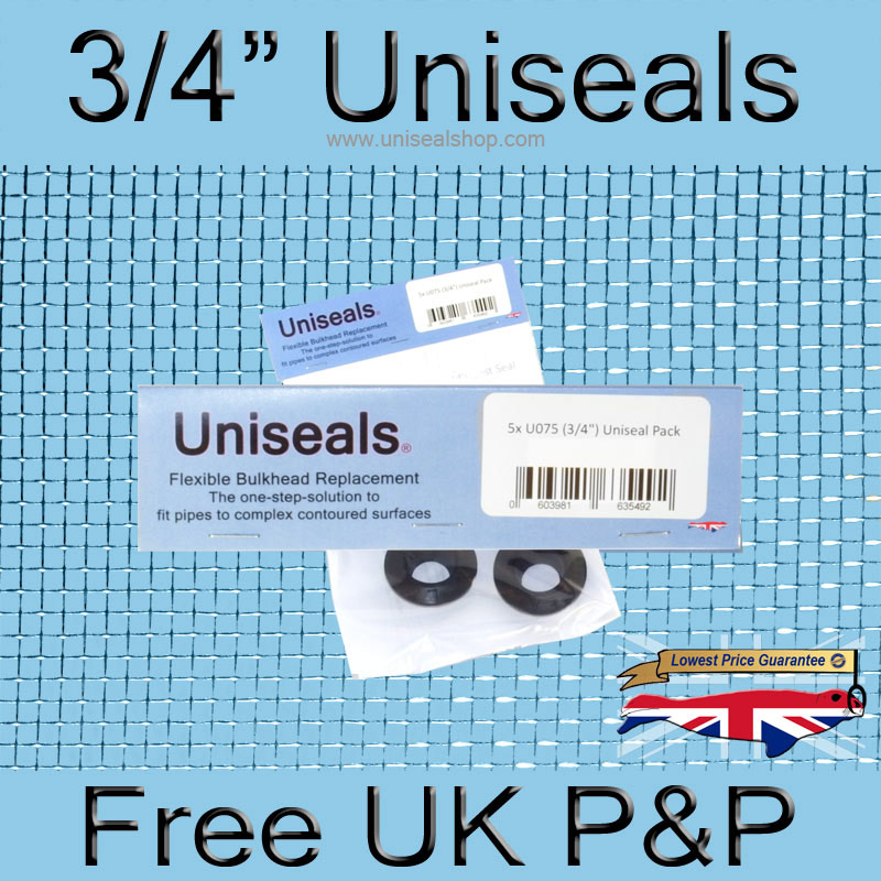 Magnify 3/4 inch Uniseal photo U075-UK-Uniseal-5-PackTop.jpg