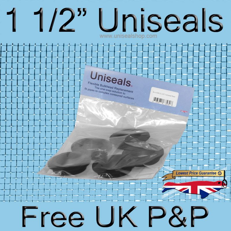 Magnify 1 1/2 inch Uniseal photo U150-UK-Uniseal-5-Pack.jpg