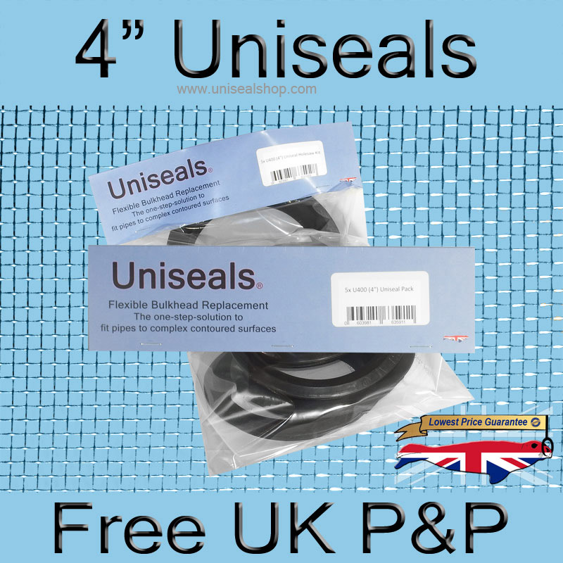 Magnify 4 inch-SDR35 Uniseal photo U400-UK-Uniseal-5-PackTop.jpg