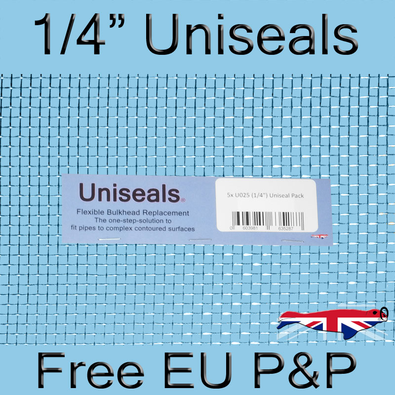 1/4 inch Uniseals For Sale EU