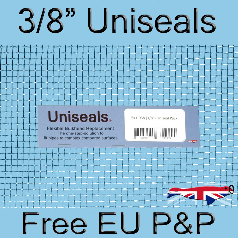 3/8 inch Uniseals For Sale EU