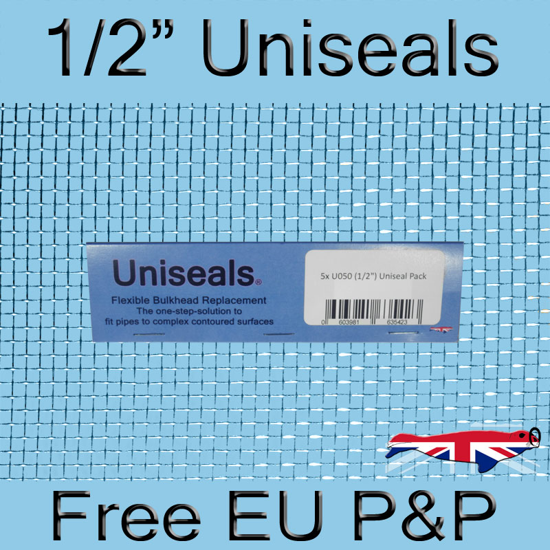 1/2 inch Uniseals For Sale EU