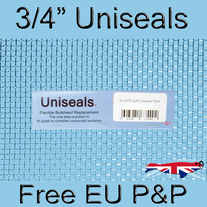 3/4 inch Uniseals For Sale EU