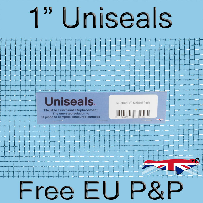 1 inch Uniseals For Sale EU