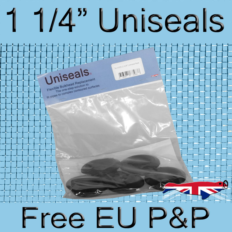 1 1/4 inch Serbia Uniseal Image