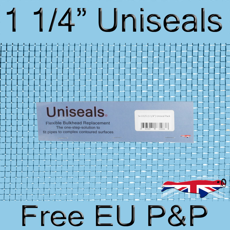1 1/4 inch Uniseals For Sale EU