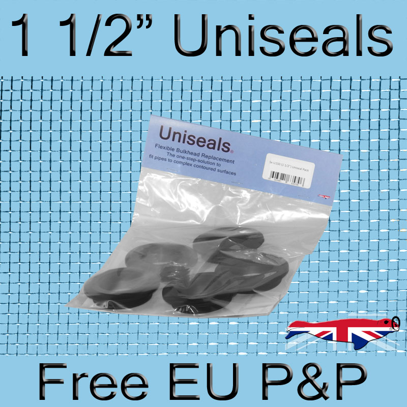 Magnify 1 1/2 inch Europe Uniseal photo