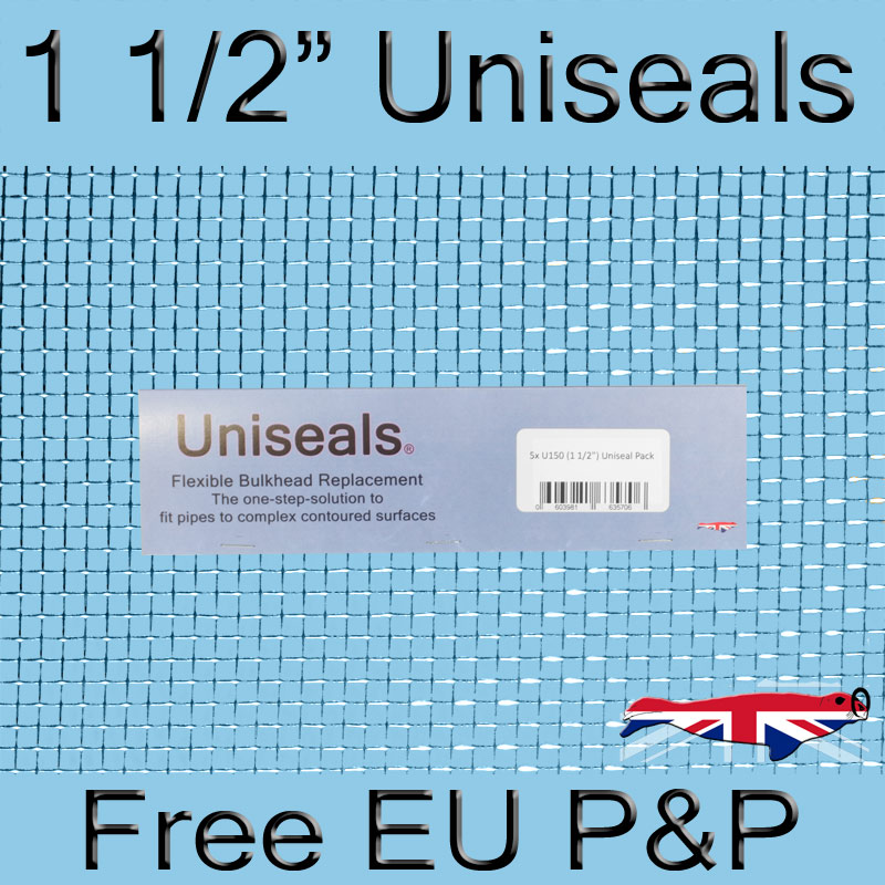 1 1/2 inch Uniseals For Sale EU