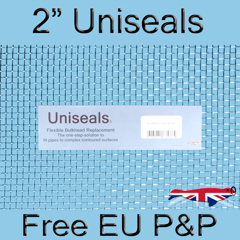 2 inch Uniseals For Sale EU
