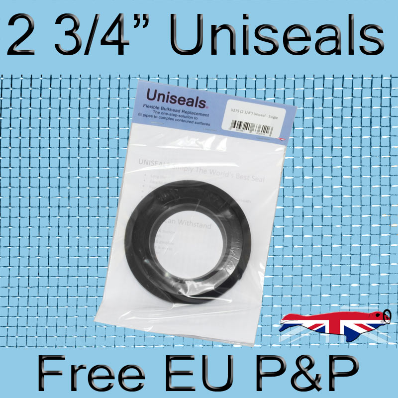 2.75 inch Uniseals For Sale EU