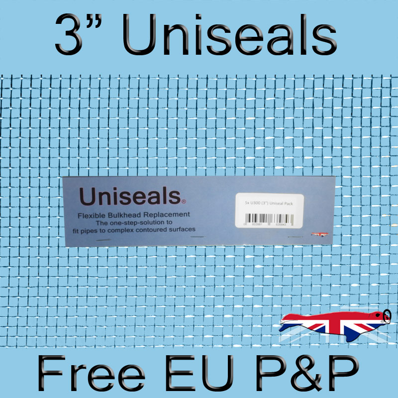 3 inch Uniseals For Sale EU