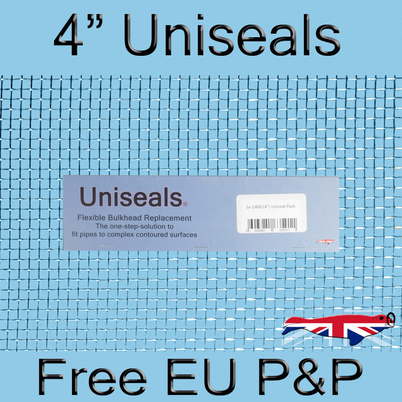4 inch Uniseals For Sale EU