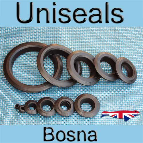 Uniseals in Bosnia