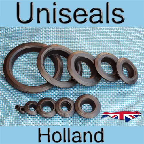 Uniseals in Holland