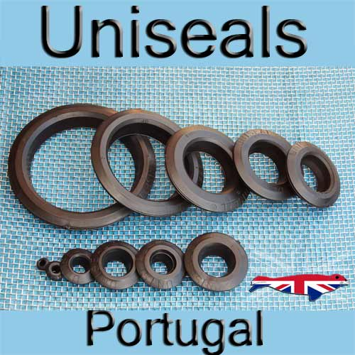 Uniseals in Portugal